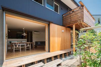 椿山の家 (外観)