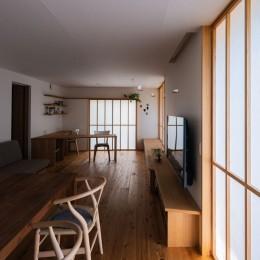 椿山の家 -つながりのある家-