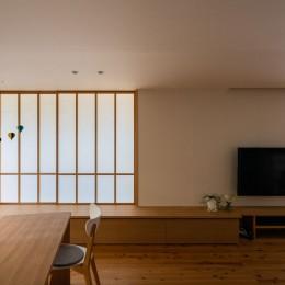 椿山の家 -つながりのある家- (スタディスペース)