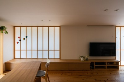スタディスペース (椿山の家)