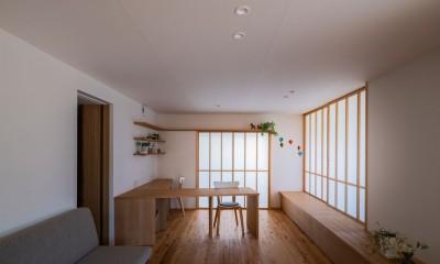 椿山の家 (スタディスペース)