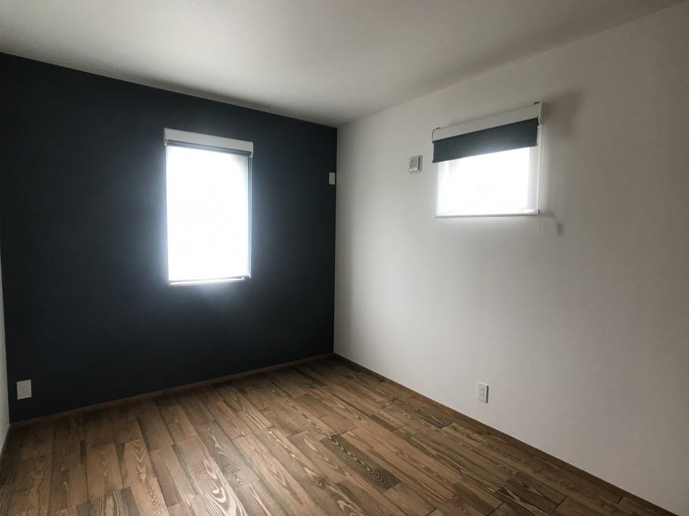 長く住むことを考えた38坪のハコ(Haco) (寝室)
