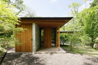 玄関1 (YY山荘)