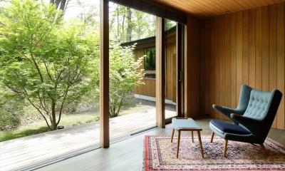 YY山荘 (寝室1)
