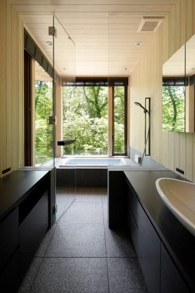 浴室1 (YY山荘)