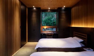 YY山荘 (寝室2)