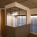 躯体を魅せる〜大阪市マンションリノベーション〜の写真 ルーム2