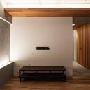 モナトリエ株式会社の住宅事例「躯体を魅せる〜大阪市マンションリノベーション〜」