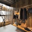 堺の家の写真 階段