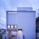 藤井寺の家の写真 外観2