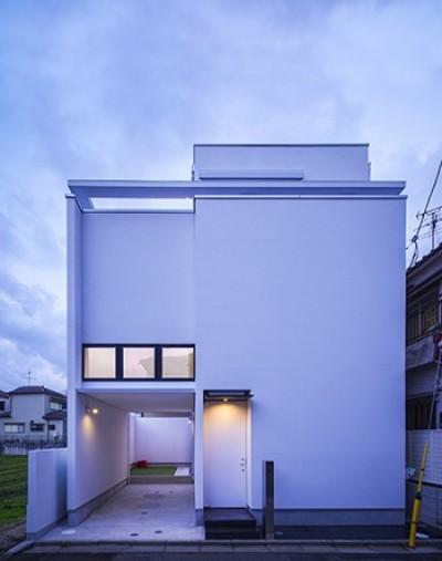 藤井寺の家 (外観2)