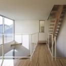 藤井寺の家の写真 2階L+吹き抜け
