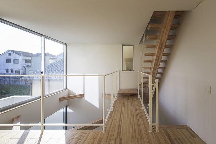 藤井寺の家 (2階L+吹き抜け)