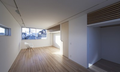 藤井寺の家 (3階洋室)