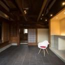 和歌山の古民家の写真 土間