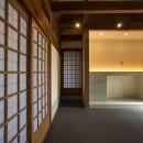 和歌山の古民家の写真 土間2