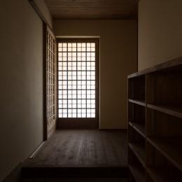 和歌山の古民家 (サブ玄関)