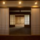 和歌山の古民家の写真 続き間
