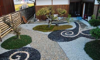 和歌山の古民家 (エクステリア・造園1)