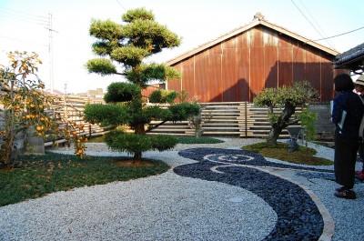 和歌山の古民家 (エクステリア・造園2)