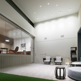 東中野の住宅-2(K邸アネックス)シアタールーム改修