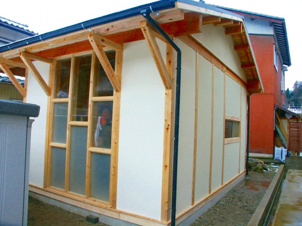 趣味の個室 (【石川県】趣味を満喫できる個室を離れとして新築)