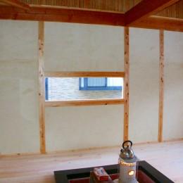 【石川県】趣味を満喫できる個室を離れとして新築 (囲炉裏)