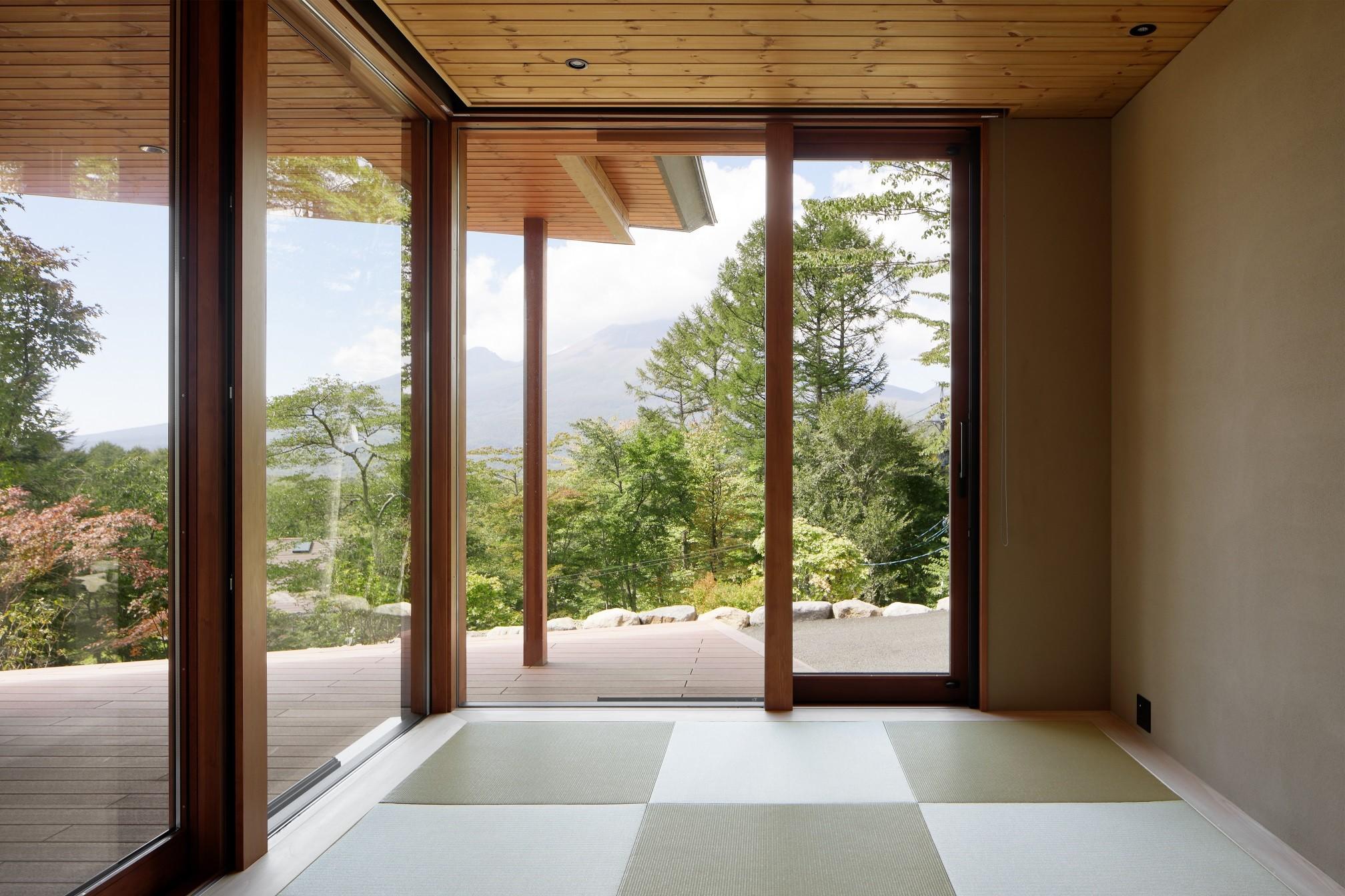 その他事例:和室(NS山荘)