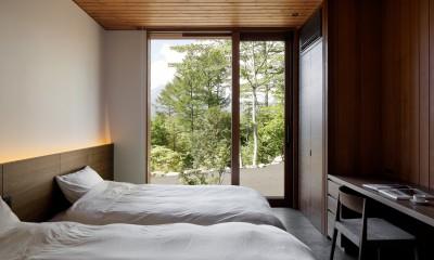 NS山荘 (寝室)