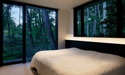 SKK山荘 (寝室)