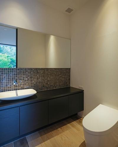トイレ (SB山荘)