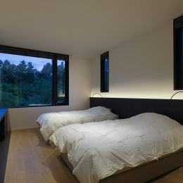 SB山荘 (寝室)