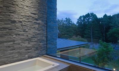 SB山荘 (浴室)