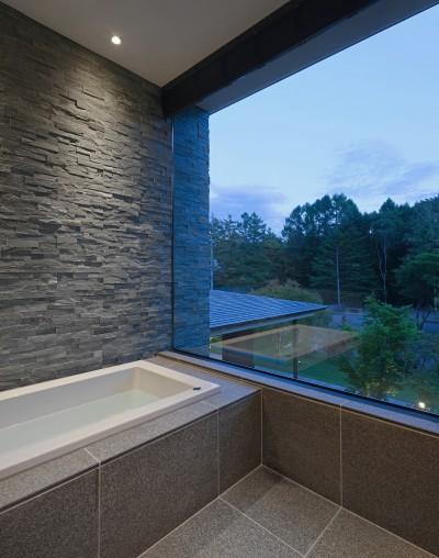 浴室 (SB山荘)