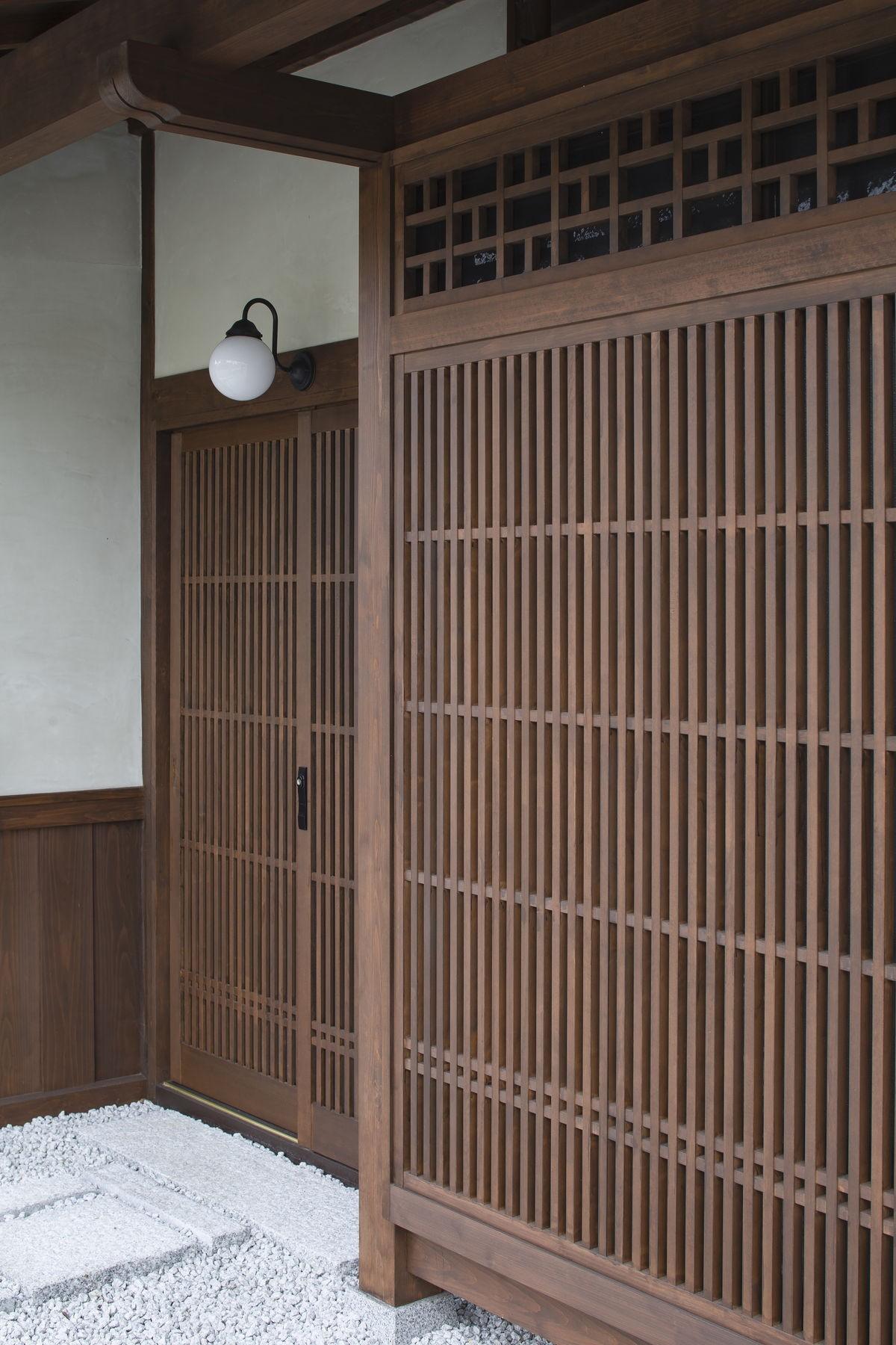 玄関事例:佐保路の家||奈良町家のリノベーション(佐保路の家|奈良町家のリノベーション【奈良市】)
