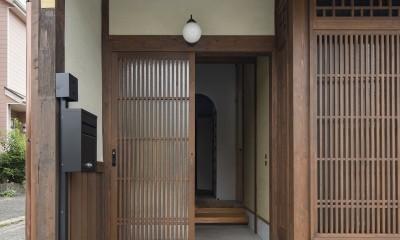佐保路の家||奈良町家のリノベーション|佐保路の家|奈良町家のリノベーション【奈良市】