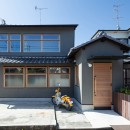 透き間の家|土間と縁側で包む町屋リノベーション【奈良市】の写真 透き間の家|入れ子状の町屋のリノベーション