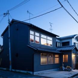 透き間の家|土間と縁側で包む町屋リノベーション【奈良市】