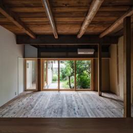 佐保路の家|奈良町家のリノベーション【奈良市】