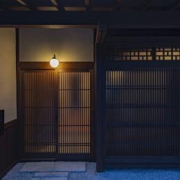 佐保路の家|奈良町家のリノベーション【奈良市】 (透き間の家|入れ子状の町屋のリノベーション)