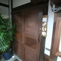【茨木市 店舗】築80年の古民家を居心地良いカフェにリノベーション (【茨木市 店舗改装】築80年の古民家をカフェに。)