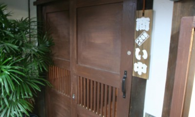 【茨木市 店舗】築80年の古民家を居心地良いカフェにリノベーション