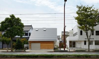 豊橋 八町通りの家