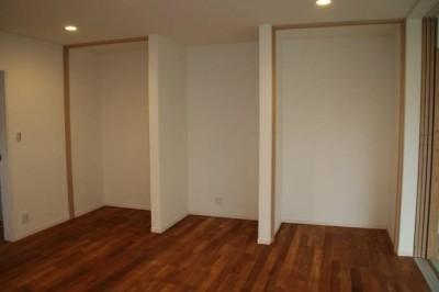 2階部屋 (【箕面市】自然をふんだん取り込んだ注文住宅)