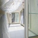 練馬・パティオのある光と風の家の写真 パティオ1