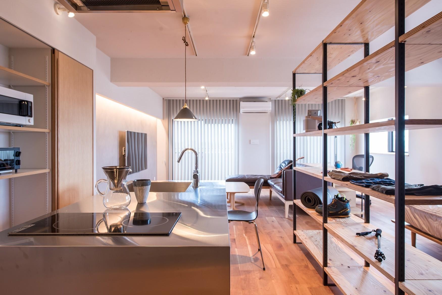 キッチン事例:キッチン(習志野市Dさんの家)