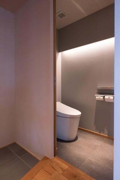 トイレ (習志野市Dさんの家)