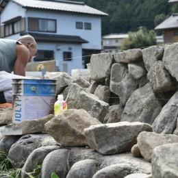 岐阜の石場建て[工事中]