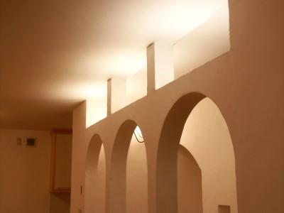 廊下 (【吹田市】ウッドデッキをフル活用できる注文戸建て)