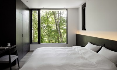 TB山荘 (寝室)